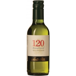 Vynas SANTA RITA 120 SAUVIGNON BLANC 0,1875 L
