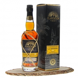 Romas PLANTATION Single Cask Reunion 13 0.7 L su dėž.