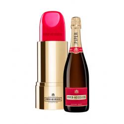"Šampanas PIPER HEIDSIECK Cuvée Brut Champagne ""Lipstick"" 0,75"