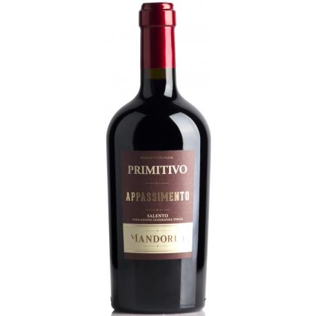 Vynas Mandorla Primitivo Appasimento 0.75 L