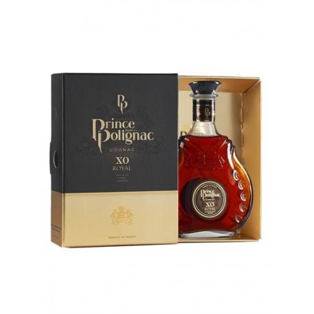Konjakas Prince Hubert de Polignac XO 0,375 L