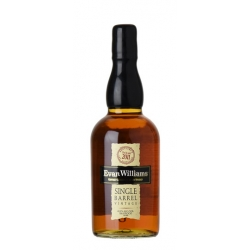 Burbonas EVAN WILLIAMS SINGLE BARREL 0,7 L