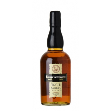 Burbonas EVAN WILLIAMS SINGLE BARREL 0,7 L