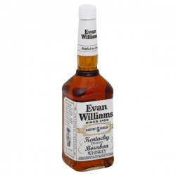 Burbonas EVAN WILLIAMS BOTTLED IN BOND 1 L
