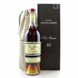 Baron Gaston Armagnac 1988, 0.7 L