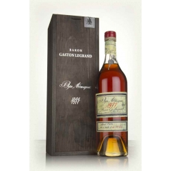 Armagnac Baron Gaston Legrand 1977 0,7 L