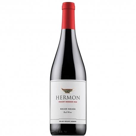 Vynas HERMON MOUNT HERMON RED 0.75 L