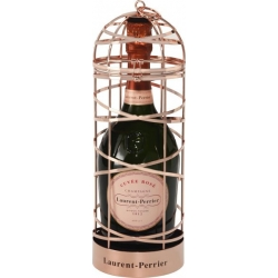 Šampanas Laurent-Perrier Cuvee Rose Brut (su narveliu)