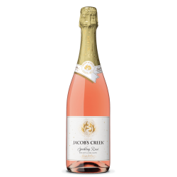 Putojantis vynas Jacob's Creek Rose 0,75 L