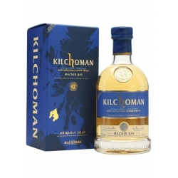 Kilchoman Machir Bay Islay Single Malt 0.7 L (su dėž.)