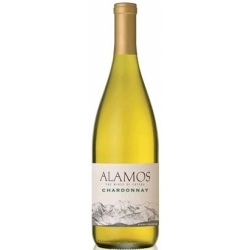 Bodega Catena Zapata Alamos Chardonnay Mendoza 2011 (balt., saus.) 13,5%