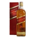 JOHNNIE WALKER RED LABEL gift box 0.7 L