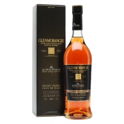 GLENMORANGIE QUINTA RUBAN HIGHLAND SINGLE MALT 12 Y.O. 0.7 L su dėž.