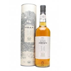 OBAN SINGLE MALT 14 Y.O. 0.7 L su dėž.