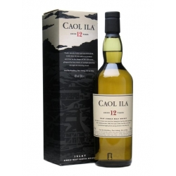 CAOL ILA ISLAY SINGLE MALT 12 Y.O. 0.7 L. su dėž.
