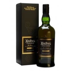 ARDBEG UIGEDAIL ISLAY SINGLE MALT 12 Y.O. 0.7 L. su dėž.