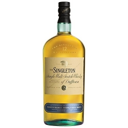 SINGLETON SPEYSIDE SINGLE MALT 12 Y.O. 0.7 L su dėž.