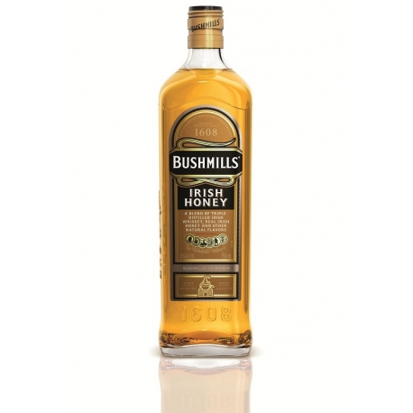 Viskis BUSHMILLS HONEY 0.7 L.