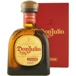 Tekila DON JULIO REPOSADO 0.7 L
