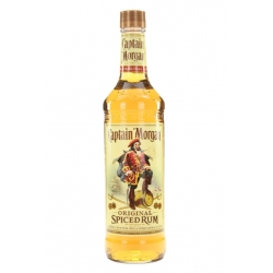 Romas CAPTAIN MORGAN SPICED RUM 0.7 L