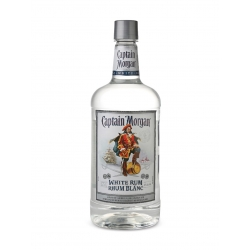 Romas CAPTAIN MORGAN WHITE RUM 1 L