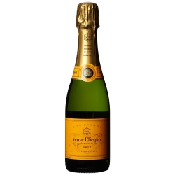 Šampanas Veuve Clicquot Brut Yellow label 0.375 L