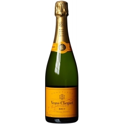 Šampanas Veuve Clicquot Brut Yellow label 0.75 L