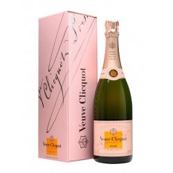Šampanas Veuve Clicquot Brut Rose (su dėžute) 0.75 L