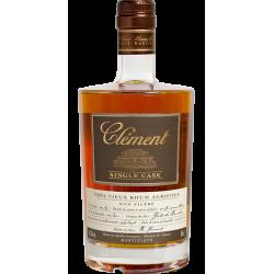 Romas Clement Vieux Rhum Agricole Single Cask Non Filtre 0.5 L (su dėž.)