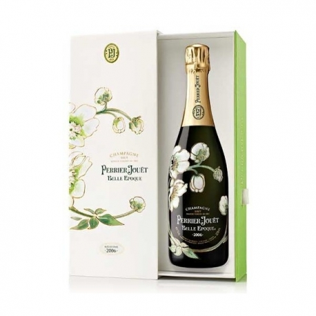 Šampanas Perrier Jouet Belle Epoque 0,75 L (dėžutėje)