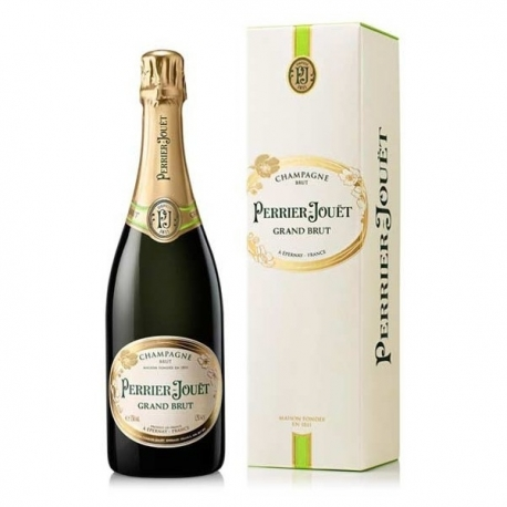 Šampanas Perrier Jouet Cuvee Grand Brut 0,75 L (dėžutėje)
