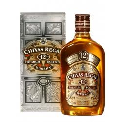 Viskis Chivas Regal 0,5 L (dėžutėje)