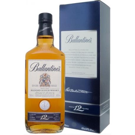 Viskis Ballantine's 12 YO 0,7 L (dėžutėje)