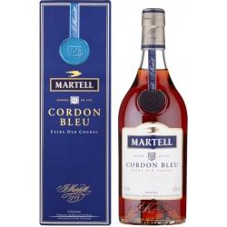 Konjakas Martell Cordon Blue (su dėž.) 0,7 L