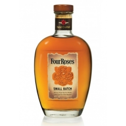 Viskis Burbonas Four Roses Small Batch 0.7 L