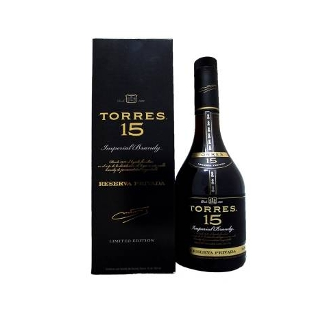 Brendis Torres 15 (dež.) 0.7 L