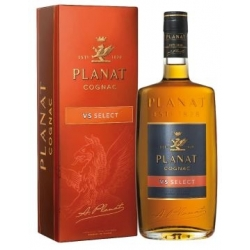 Konjakas for Cognac planat