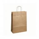 Ekologiškas popierinis maišelis ( rudas )