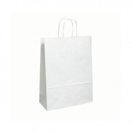 Ekologiškas popierinis maišelis ( baltas )