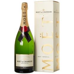 Moët&Chandon Brut Impérial Champagne AC dėžutėje 0,75 L