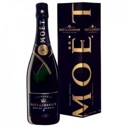 Moët&Chandon Nectar Impérial demi-sec Champagne dėžutėje 0,75 L