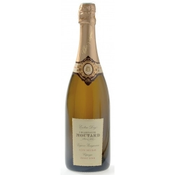 Moutard Vigne Beugneux Pinot Noir Extra Dry Champagne 0.75 L