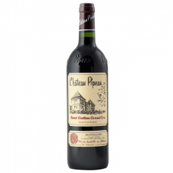 CHATEAU PIPEAU SAINT-EMILION Grand Cru 0,75L