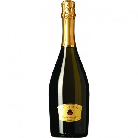 Putojantis vynas Manzoni Borgo Gritti Prosecco 0,75 l