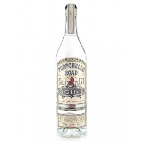 Džinas PORTOBELLO Road London Dry Gin 0,7 L